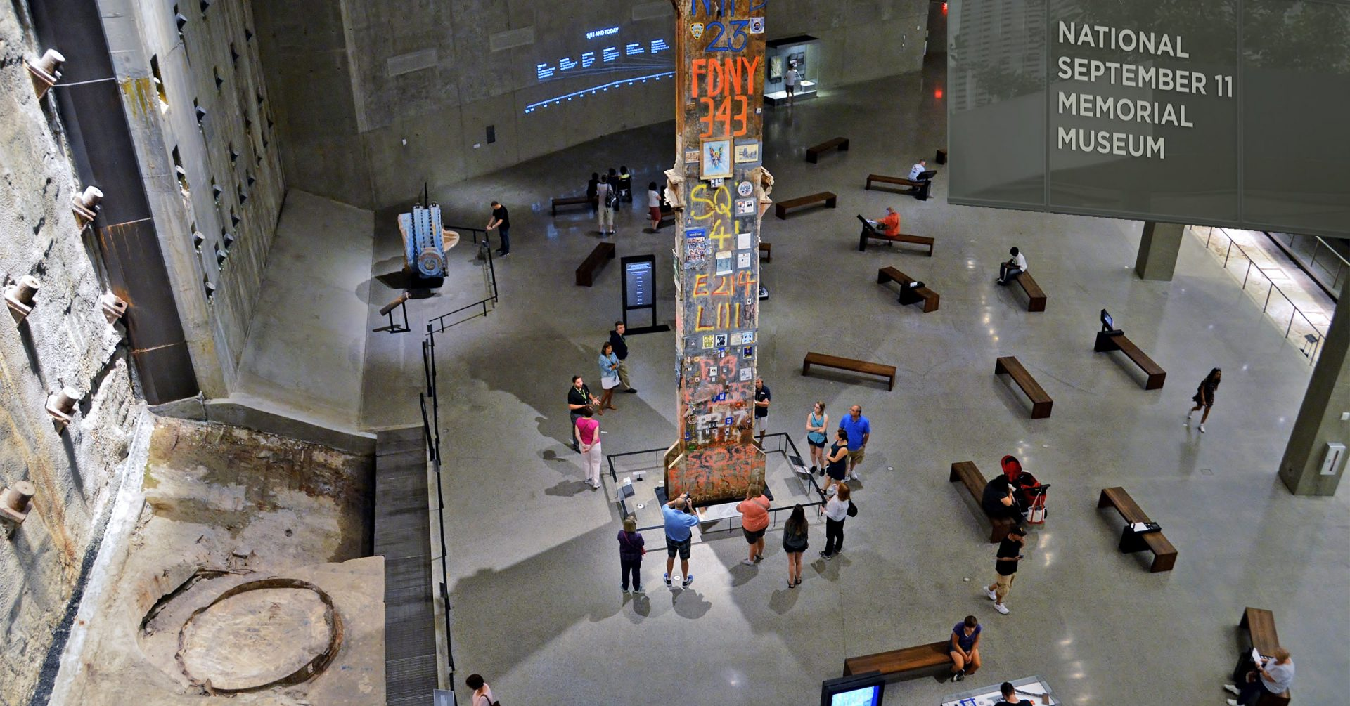 9/11 Memorial Museum - National September 11 Memorial Museum