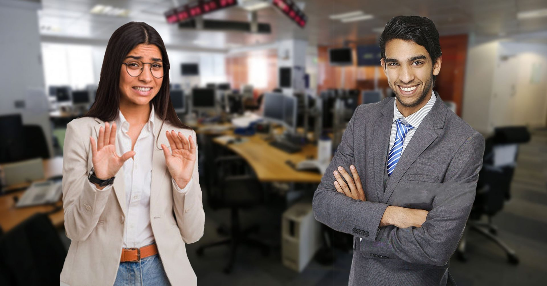 Employees Avoid the HR Department