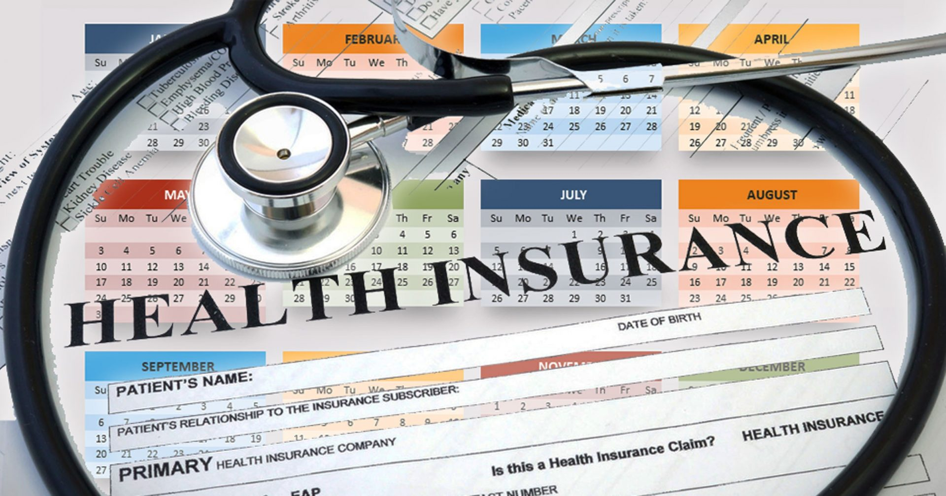 Employee Benefit Open Enrollment Health Insurance
