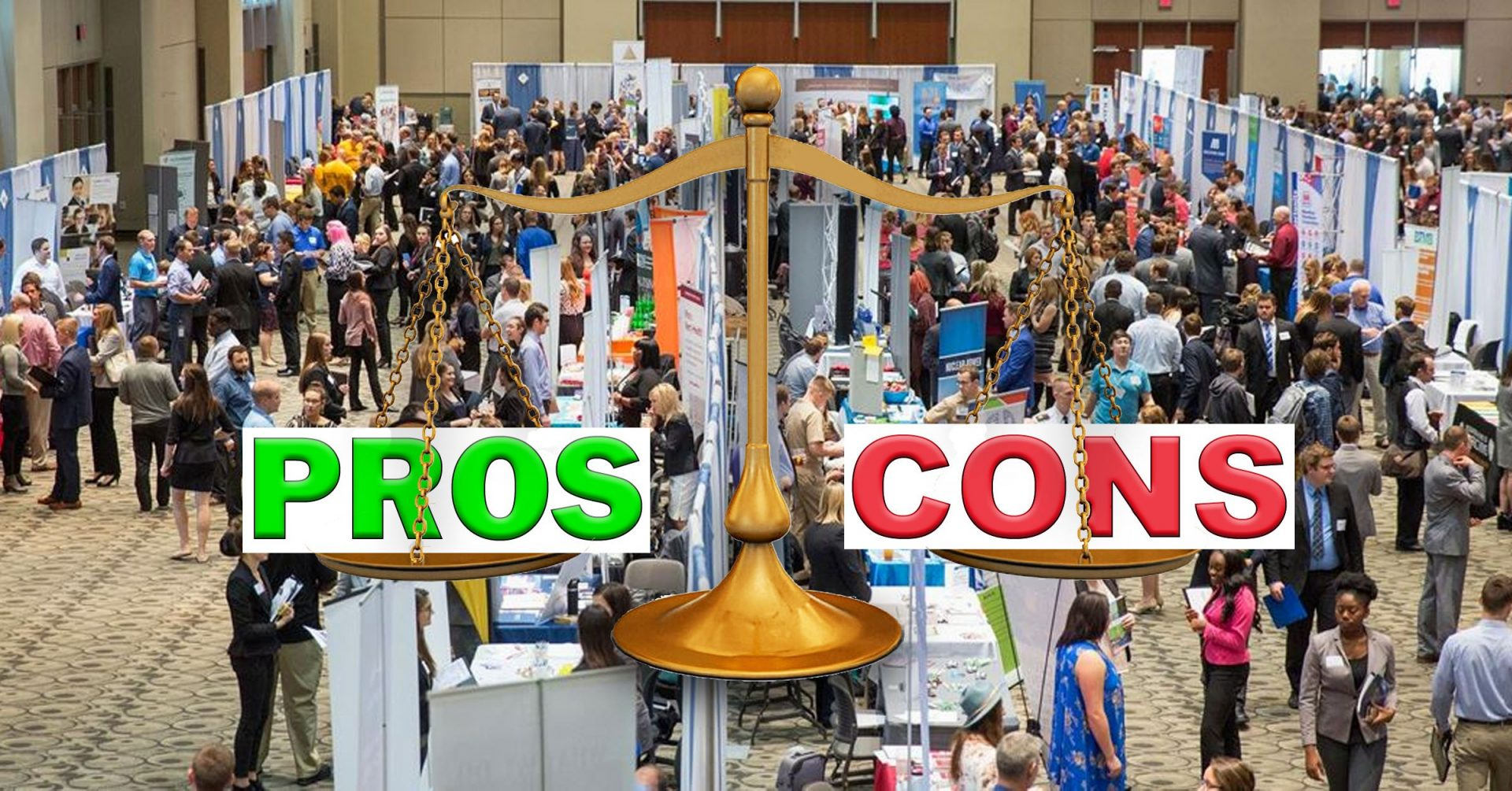Pros And Cons Of Using A Third Party To Run An Employee Benefit Fair